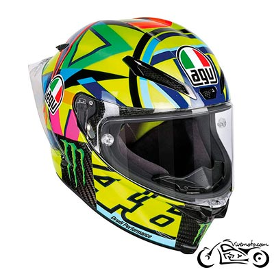 Casco Gp R E2205 Top W